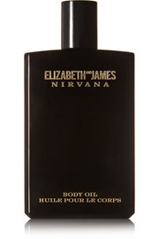 Nirvana Black Body Oil - Violet, Sandalwood & Vanilla, 100ml