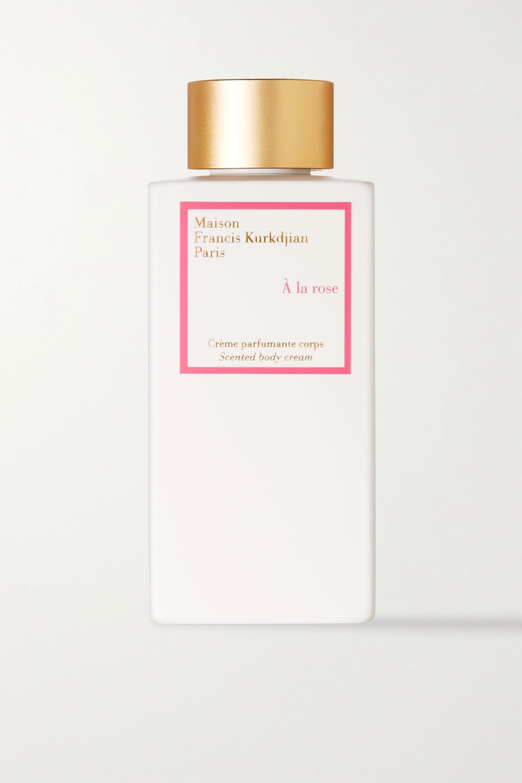 Maison Francis Kurkdjian À La Rose Scented Body Cream, 250ml