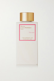 Maison Francis Kurkdjian À La Rose Scented Body Cream, 250ml
