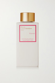 Maison Francis Kurkdjian À La Rose Scented Shower Cream, 250ml
