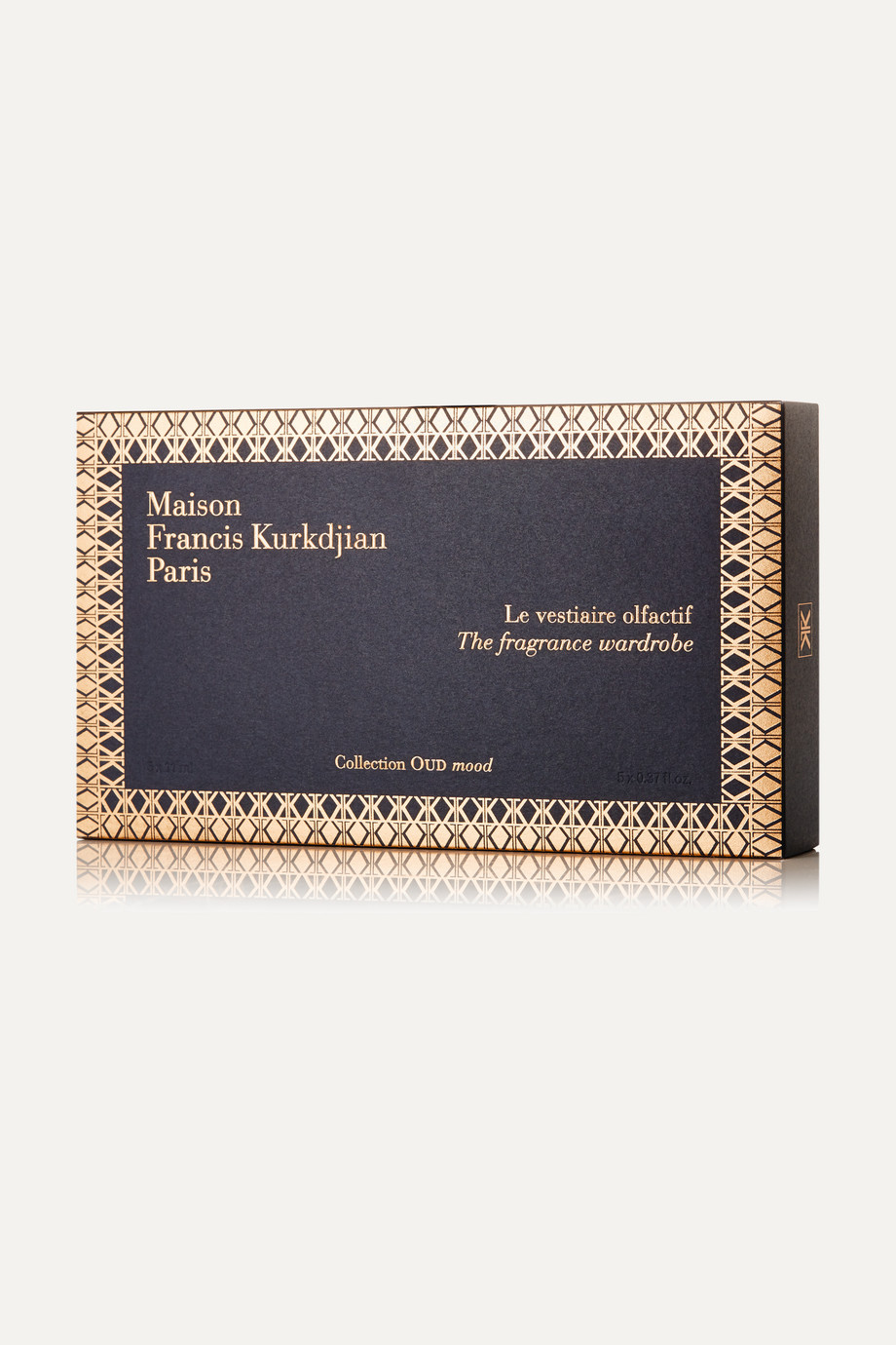 Maison Francis Kurkdjian Oud Fragrance Wardrobe, 5 x 11ml