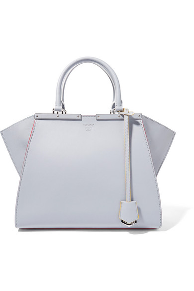 a725a39bb5c6 Fendi. 3Jours leather tote