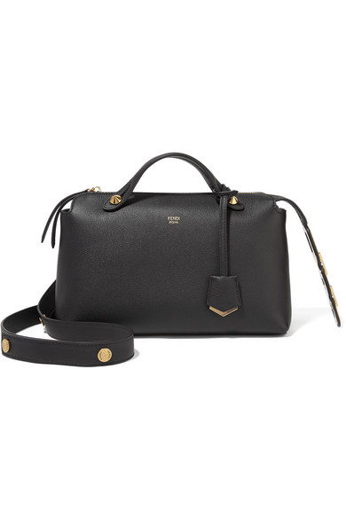 Fendi. By The Way small embellished leather shoulder bag