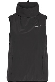 Nike Aerolayer stretch-jersey vest