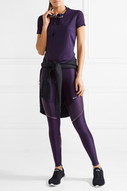Nike Hypercool Dri-FIT stretch-jersey and mesh top
