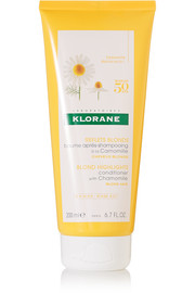 Klorane Blond Highlights Conditioner with Chamomile, 200ml