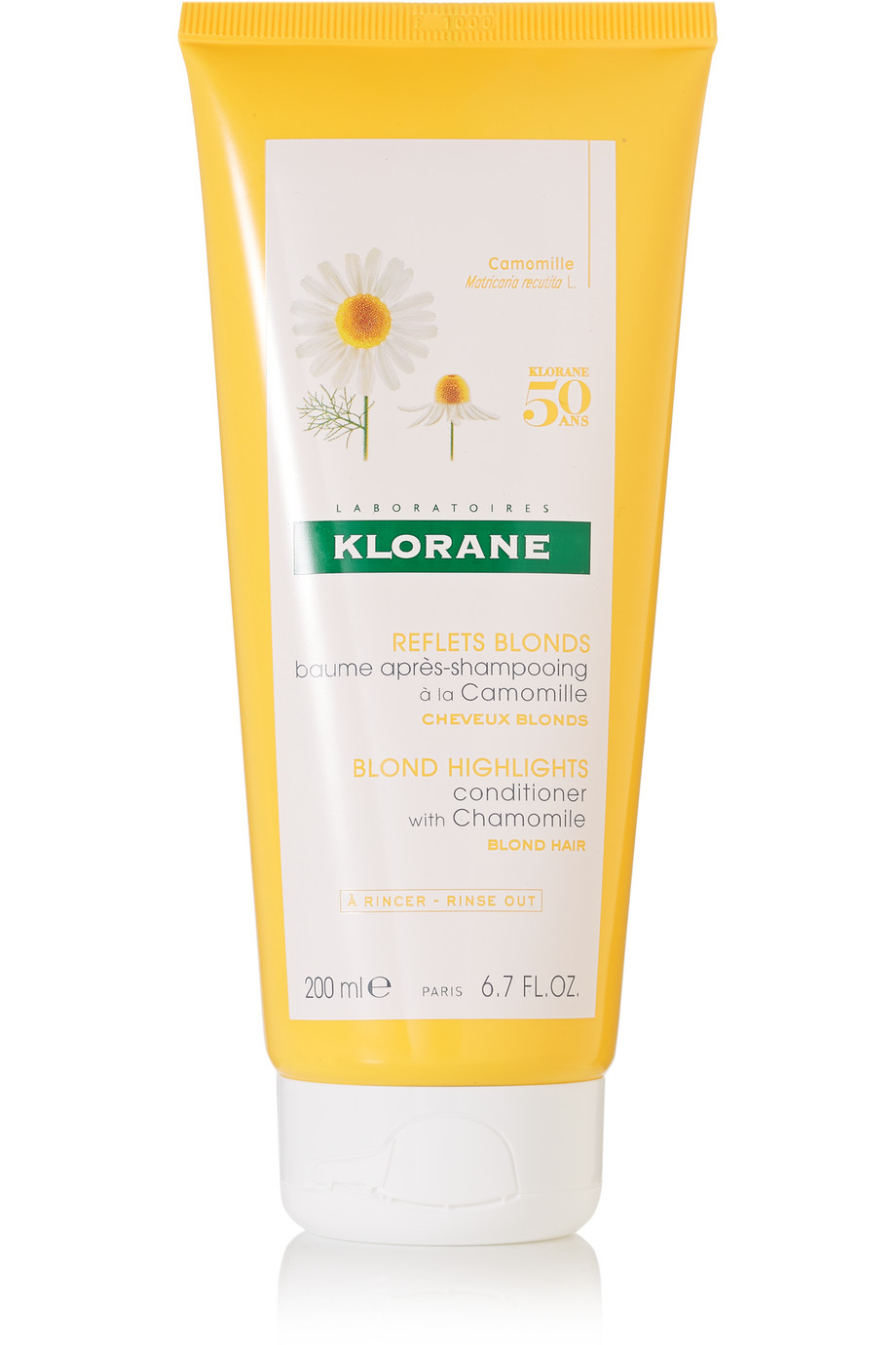 Blond Highlights Conditioner With Chamomile, 200ml, by Klorane
