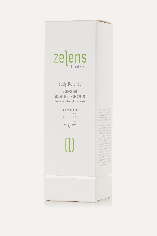 Zelens Écran solaire SPF 30 Body Defence, 125 ml