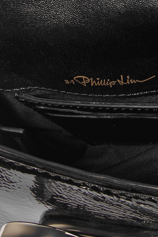 3.1 Phillip Lim Alix micro patent-leather shoulder bag