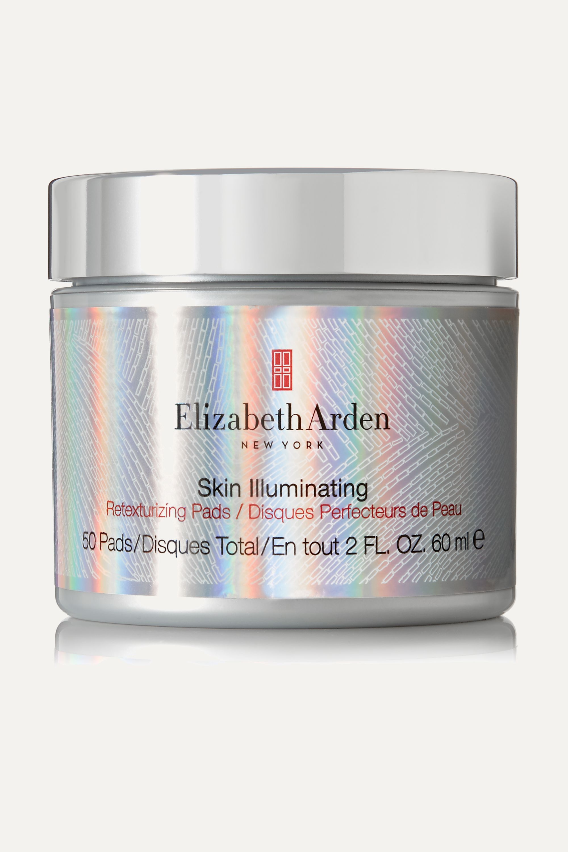 Elizabeth Arden Skin Illuminating Retexturizing Pads – 50 Gesichtspads
