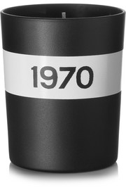 1970 Black Musk and Patchouli scented candle, 180g