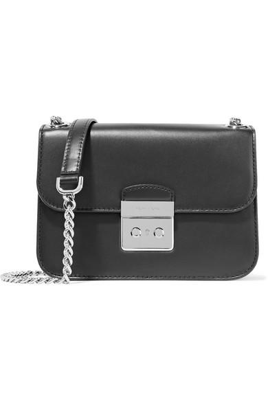 ad21a31c4b94 MICHAEL Michael Kors. Sloan Editor leather shoulder bag