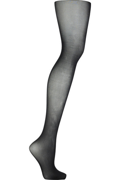 1192a197814 Wolford. Individual 10 denier back-seam tights