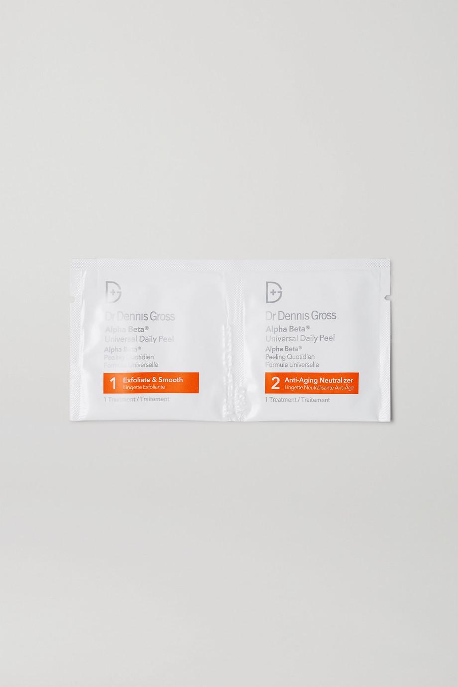 Dr. Dennis Gross Skincare Peeling quotidien universel Alpha Beta, 30 jours