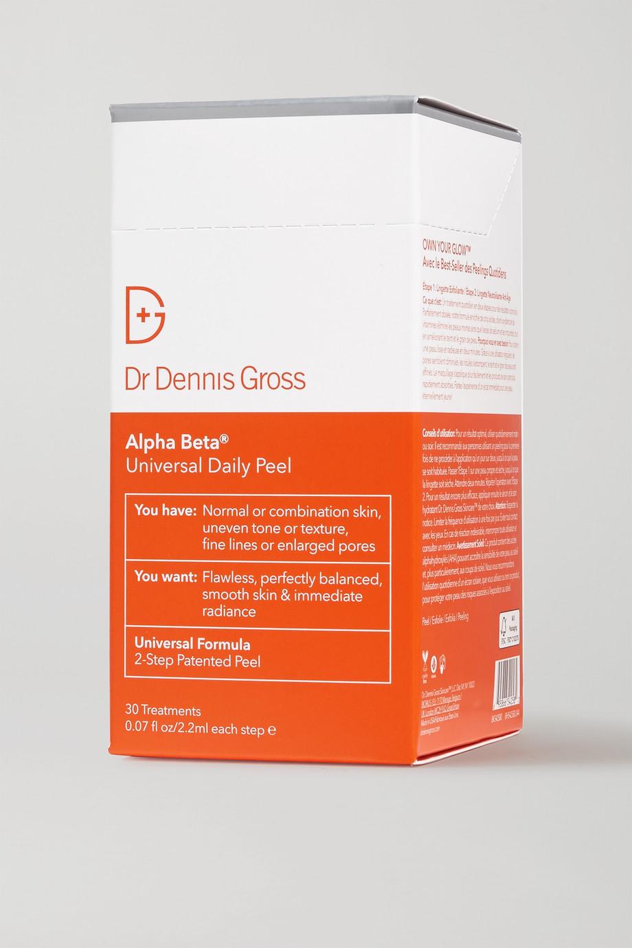 Dr. Dennis Gross Skincare Alpha Beta® Universal Daily Peel 30 Days – Peelingpads