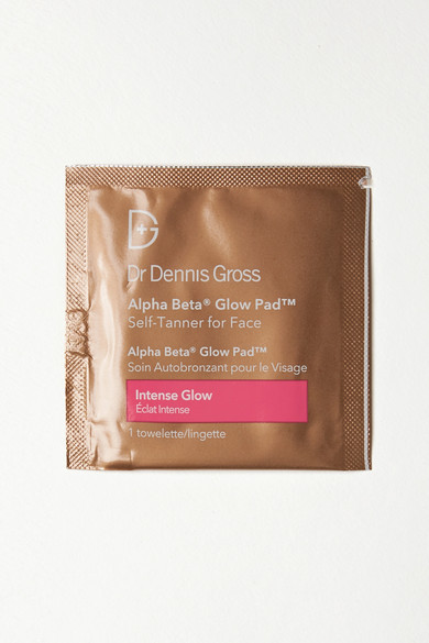 Dr. Dennis Gross Skincare - Alpha Beta® Glow Pad For Face - Colorless