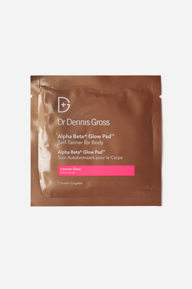 Dr. Dennis Gross Skincare - Alpha Beta® Glow Pad For Body - Colorless