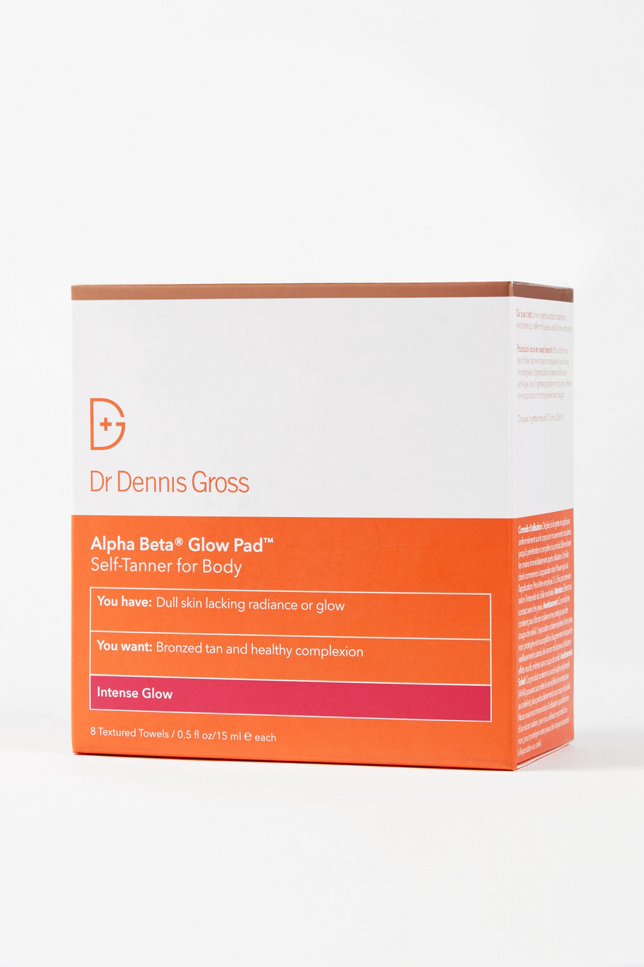 Dr. Dennis Gross Skincare Alpha Beta® Glow Pad For Body