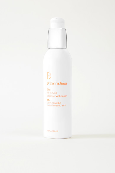 Dr. Dennis Gross Skincare - All-in-one Cleanser With Toner, 180ml - Colorless