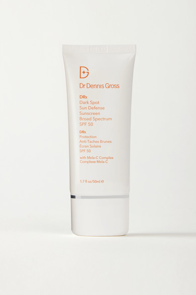 Dr. Dennis Gross Skincare - Dark Spot Sun Defense Sunscreen Spf50, 50ml - Colorless