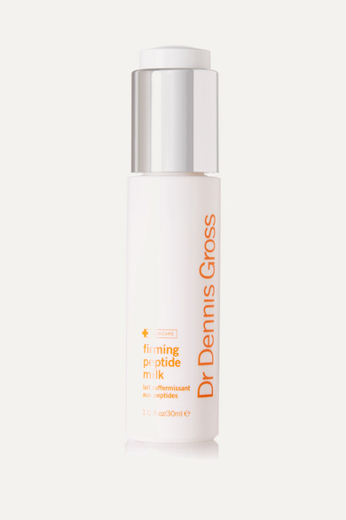 Dr. Dennis Gross Skincare - Firming Peptide Milk, 30ml - Colorless