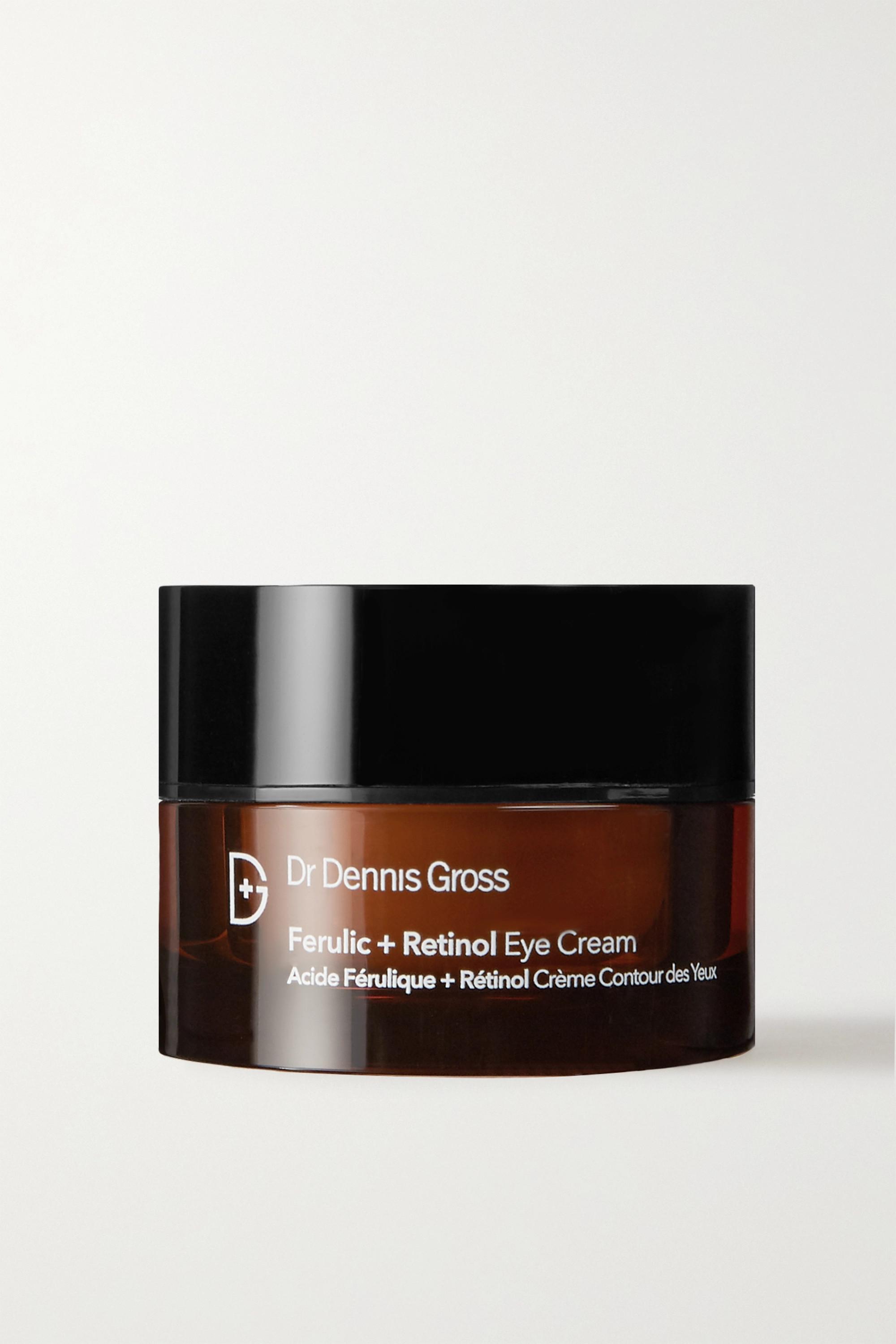 Dr. Dennis Gross Skincare Ferulic + Retinol Eye Cream, 15ml