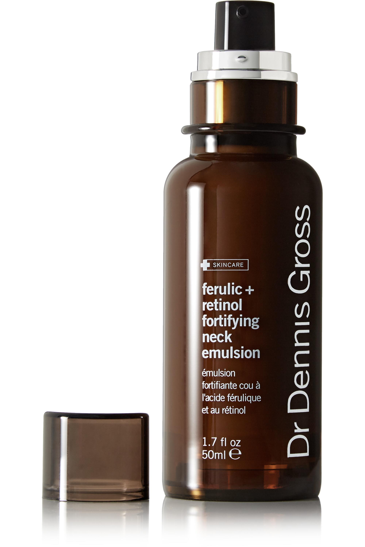 Dr. Dennis Gross Skincare Ferulic + Retinol Fortifying Neck Emulsion, 50ml