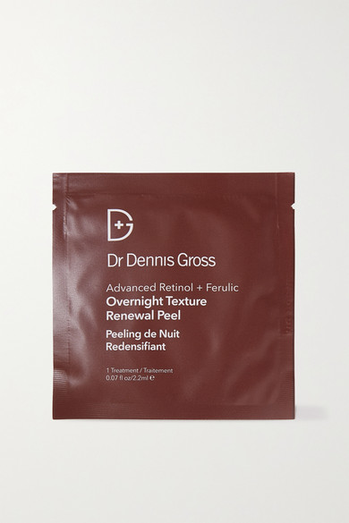 Dr. Dennis Gross Skincare - Ferulic Retinol Wrinkle Recovery Peel X 16 - Colorless