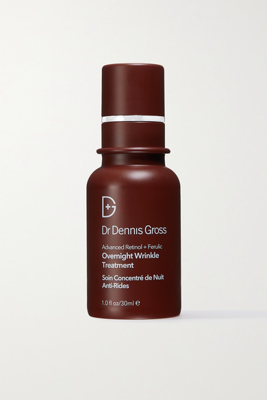 Dr. Dennis Gross Skincare - Ferulic Retinol Wrinkle Recovery Overnight Serum, 30ml - Colorless