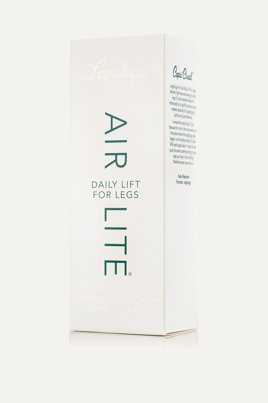 Legology Air-Lite Daily Lift for Legs, 100ml