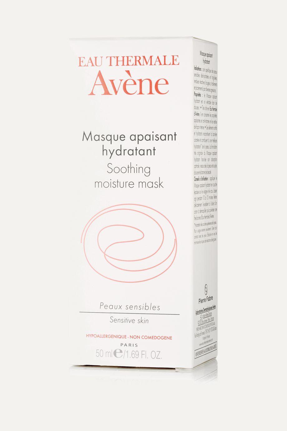 Avene Soothing Moisture Mask, 50ml