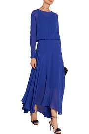 Maje Chiffon maxi dress