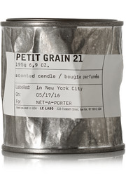 Petit Grain 21 scented candle, 195g