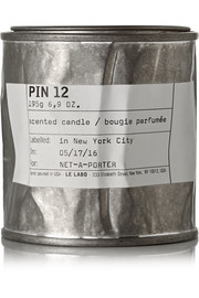 Pin 12 scented candle, 195g