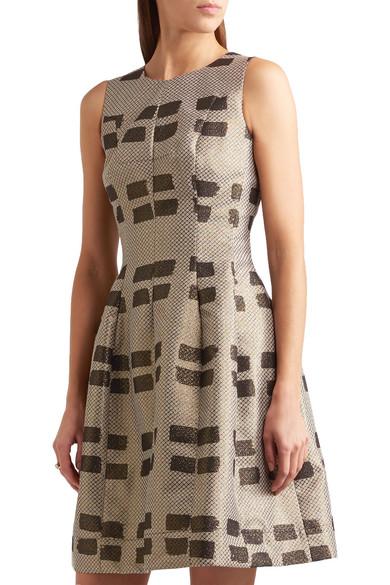 Vivienne Westwood Jacquard Metalic Dresses