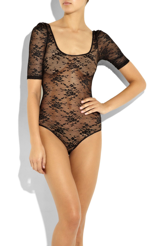 Juicy Couture Lace bodysuit