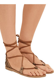Crosby nubuck sandals