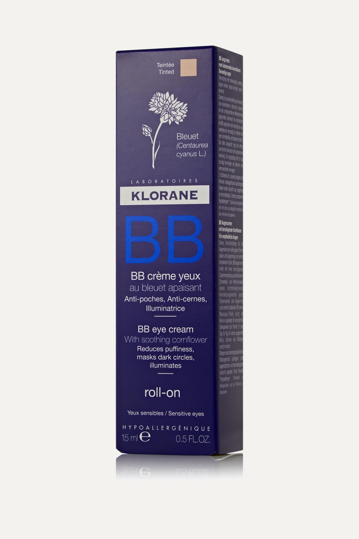 Klorane BB Eye Cream with Soothing Cornflower, 15ml