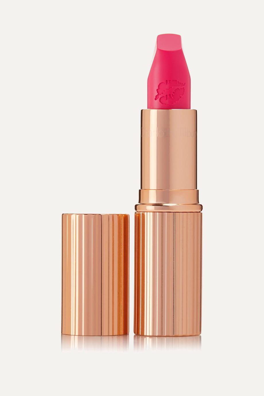 Charlotte Tilbury Rouge à lèvres Hot Lips, Electric Poppy