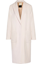 By Malene Birger Nulania stretch-twill coat