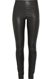 By Malene Birger Elenasoo leather leggings