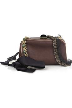 Lanvin Genereux leather shoulder bag