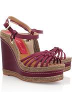 Paloma BarcelóAmaya wedge sandals