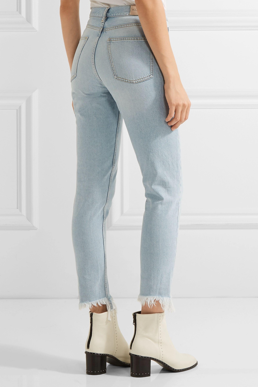 M.i.h Jeans Jean slim taille haute effilé Mimi