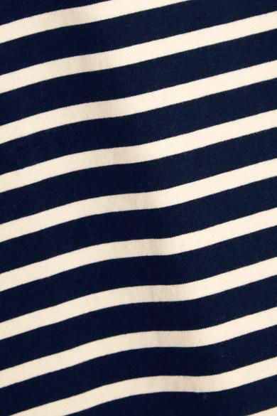 M.i.h Jeans Mariniere gestreiftes Oberteil aus Baumwoll-Jersey