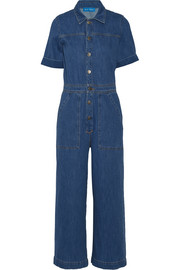 Uta denim jumpsuit