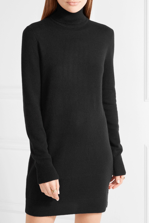 EQUIPMENT Oscar cashmere turtleneck mini dress