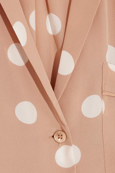 1c94f77e3ab8d Keira polka-dot washed-silk shirt. £162. Play