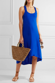 Heidi Klein Lisbon twist-back jersey dress