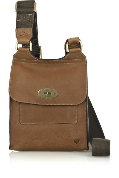 2335cfe47c40 Mulberry   Antony leather cross-body bag   NET-A-PORTER.COM